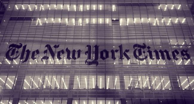 La mayoría de los periodistas de The New York Times no tendrá que regresar a la redacción hasta enero de 2021 | Dircomfidencial