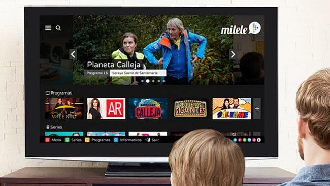 Mediaset presenta su app para Smart TV un año después de que lo ...