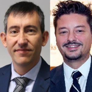 Luis Serrano y Alberto Chávez