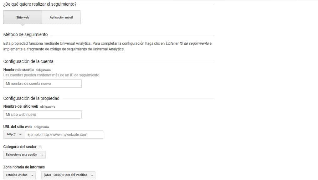 google analytics nueva cuenta1