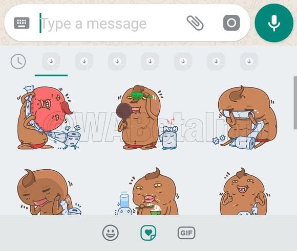 Así serán los packs de stickers que llegarán a Whatsapp