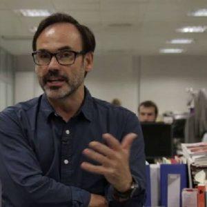 Fernando Garea, adjunto al director de El Confidencial