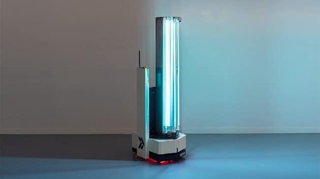 Robot de ASTI Mobile Robotics