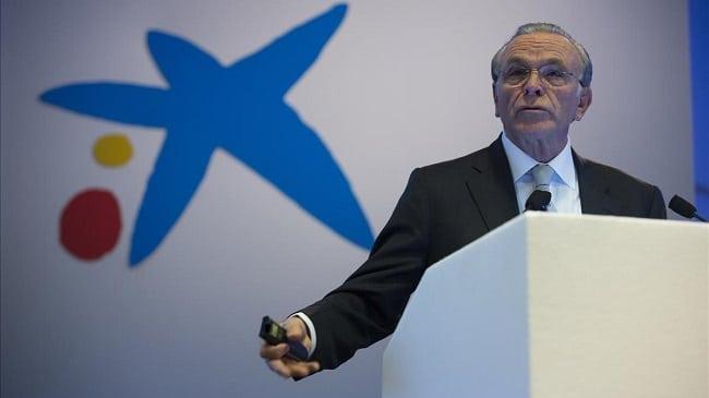 """Isidro Fainé, director de la fundación bancaria """"La Caixa""""."""