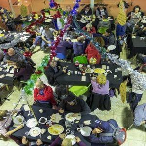 LaLiga se une a ayuntamientos españoles para hacer llegar a los más necesitados un menú navideño