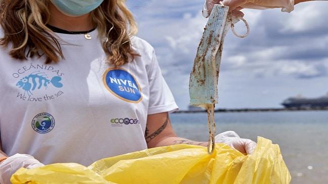 NIVEA SUN y Oceánidas se unen para conservar y protegerlos mares y océanos