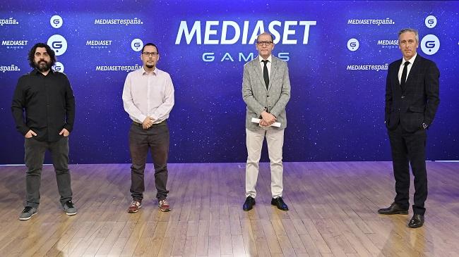 Presentación de Mediaset Games