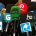 El 'hastío' de los periodistas con la situación política